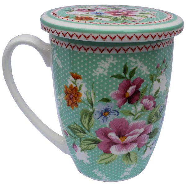 cana ceai cu infuzor