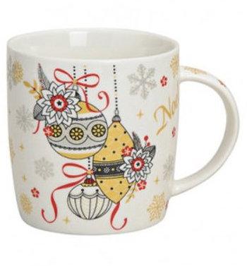 Cana ceai pentru craciun