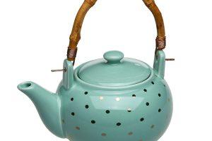 Ceainic portelan stil japonez