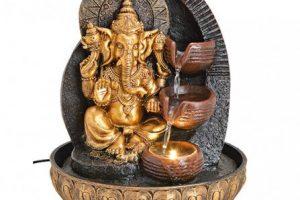 Fantana feng-shui Ganesha