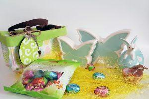 Cadou Paste fluturi verzi